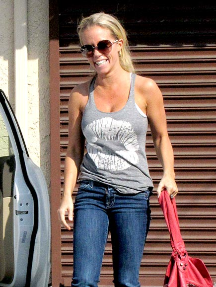 QUICK STEP  photo | Kendra Wilkinson