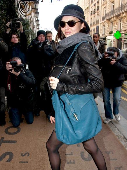 MODEL BEHAVIOR photo | Miranda Kerr