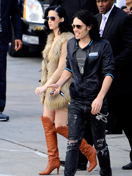 BRAND AID photo | Katy Perry, Russell Brand