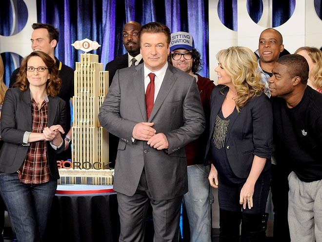 &#39;ROCK&#39; ON photo | Alec Baldwin, Jane Krakowski, Tina Fey, Tracy Morgan
