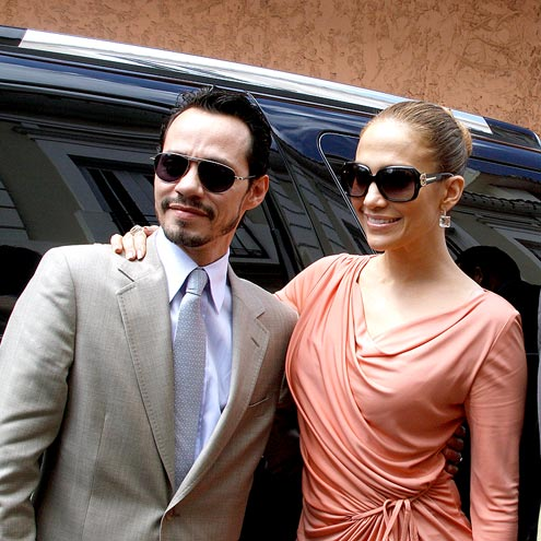 THE SHINING STARS photo | Jennifer Lopez, Marc Anthony