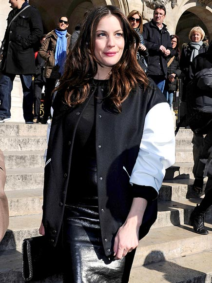 FASHION VARSITY photo | Liv Tyler