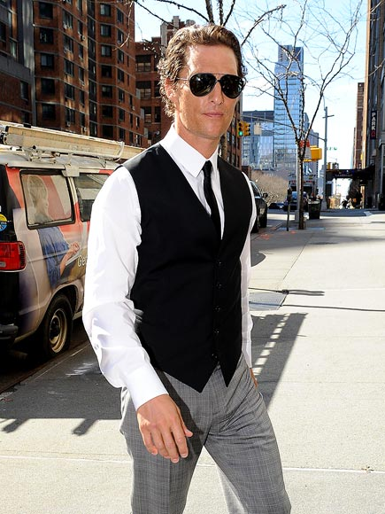 LAW SUIT photo | Matthew McConaughey