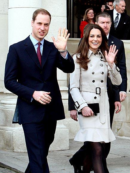 ROYAL HELLO photo | Kate Middleton, Prince William