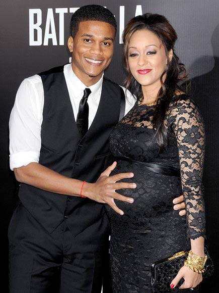 BUMPY 'BATTLE' photo | Cory Hardrict, Tia Mowry