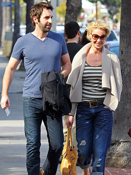 LET'S 'DO' LUNCH photo | Josh Kelley, Katherine Heigl