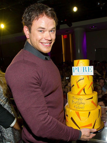 BIRTHDAY BOY photo | Kellan Lutz