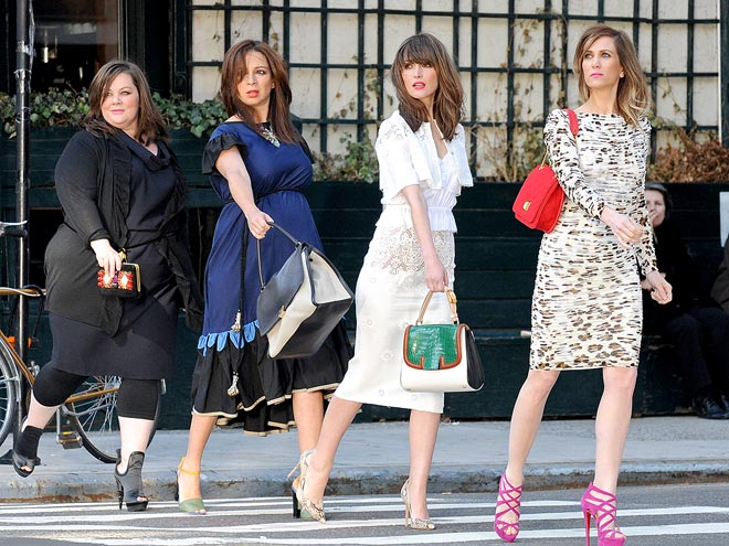 'MAID' IN MANHATTAN photo | Kristen Wiig, Maya Rudolph, Melissa McCarthy, Rose Byrne