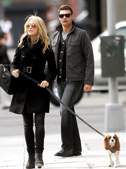 PUPPY LOVE photo | Julianne Hough, Ryan Seacrest
