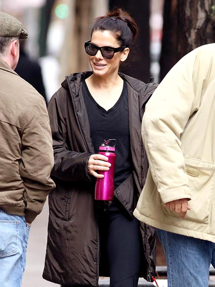 DRINK IT IN photo | Sandra Bullock