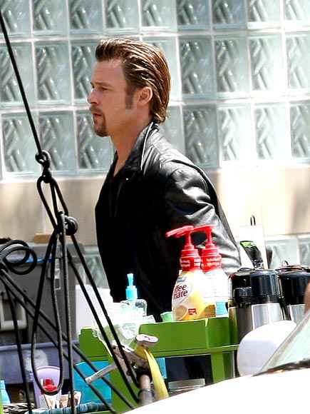 ROLE PLAY  photo | Brad Pitt