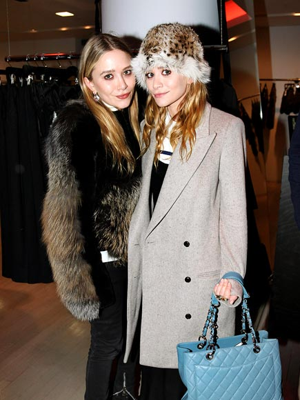 TWO 'FUR' THE ROAD