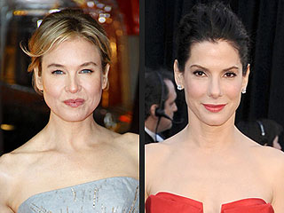 Renée Zellweger & Sandra Bullock Spend Girl Time Together