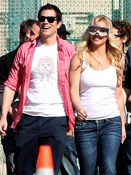 EYE SEE YOU photo | Britney Spears, Johnny Knoxville