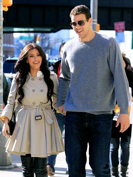 IN THE TRENCHES  photo | Kim Kardashian, Kris Humphries