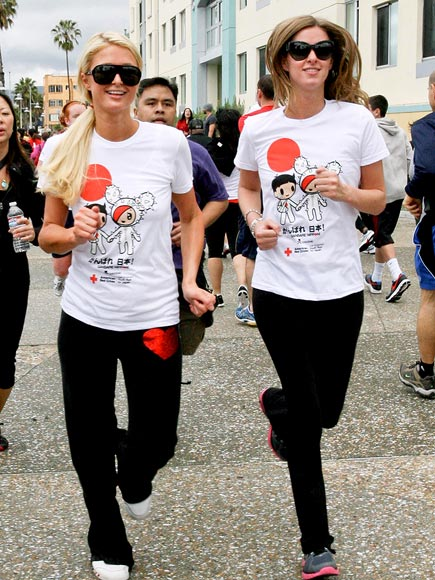A JOINT CAUSE photo | Nicky Hilton, Paris Hilton