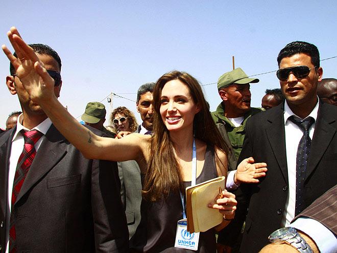 CROWD PLEASER photo | Angelina Jolie