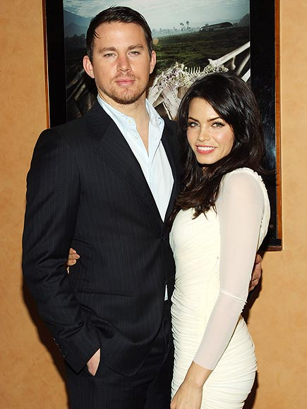 A DUAL EFFORT photo | Channing Tatum, Jenna Dewan