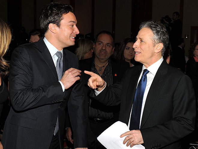 COMEDY CENTRAL photo | Jimmy Fallon, Jon Stewart
