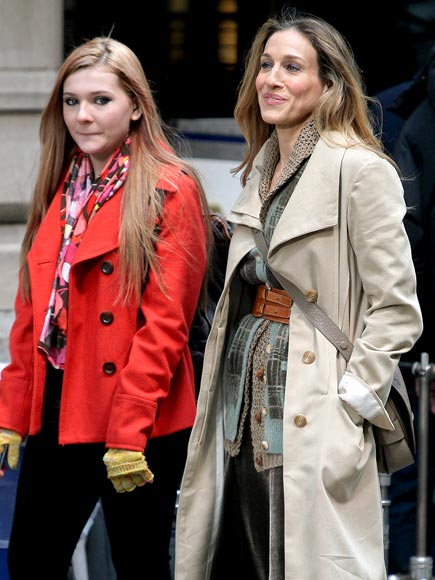HELLO, 'NEW' YORKERS! photo | Abigail Breslin, Sarah Jessica Parker