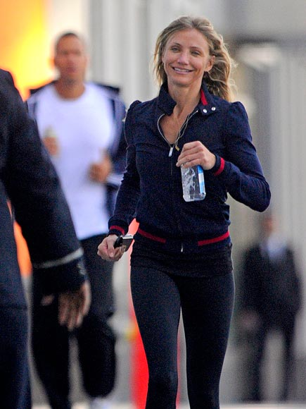 CELEBRITY FIT CLUB photo | Cameron Diaz