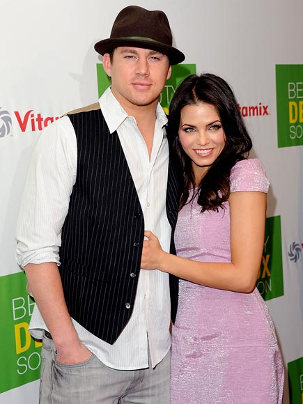 BOOK A DATE photo | Channing Tatum, Jenna Dewan