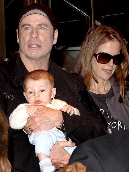BABY'S DAY OUT photo | John Travolta, Kelly Preston