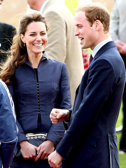 SOMETHING BLUE photo | Kate Middleton, Prince William