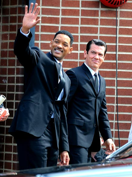 'HI' TIMES photo | Josh Brolin, Will Smith
