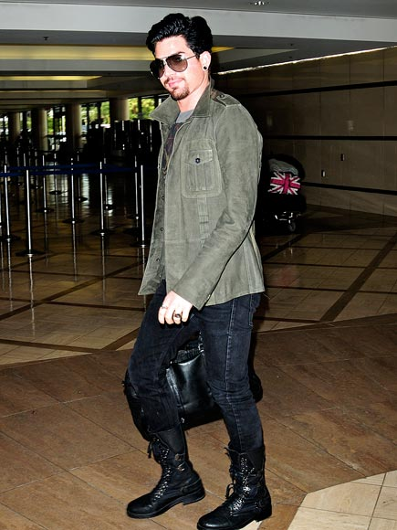 FLIGHT TIME photo | Adam Lambert