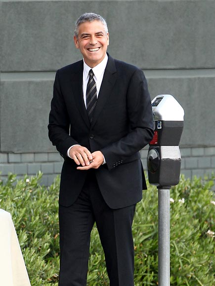 POLITICAL PARTY photo | George Clooney