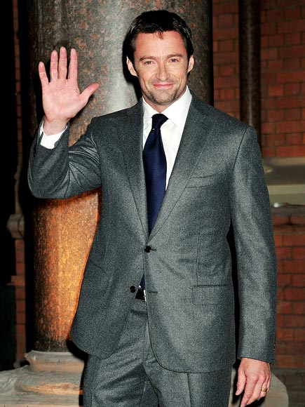 BUTTONED UP photo | Hugh Jackman
