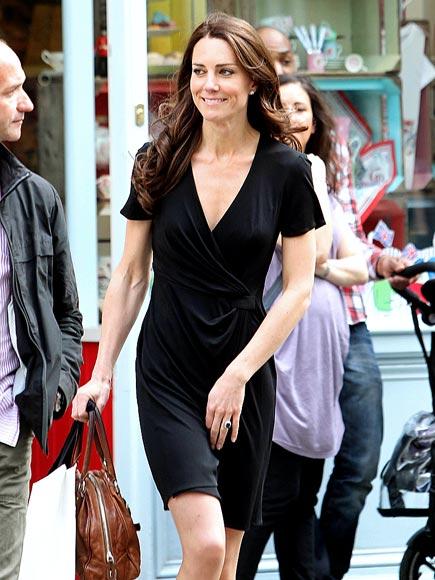 THAT'S A WRAP photo | Kate Middleton