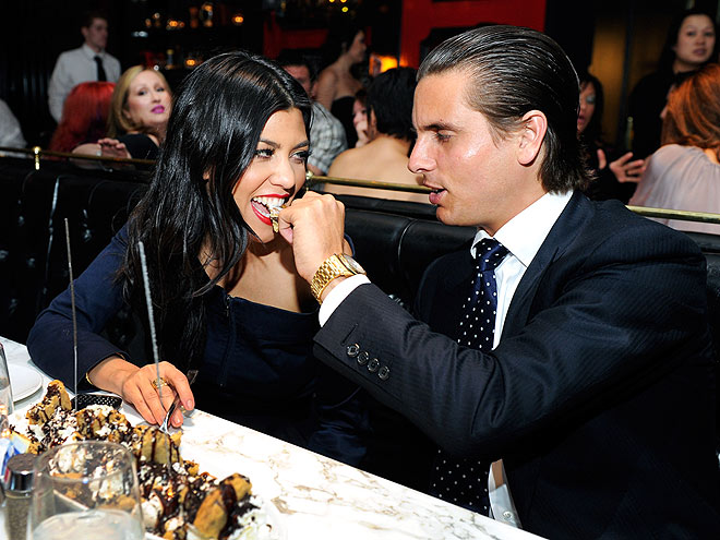 LOVE BITES photo | Kourtney Kardashian, Scott Disick