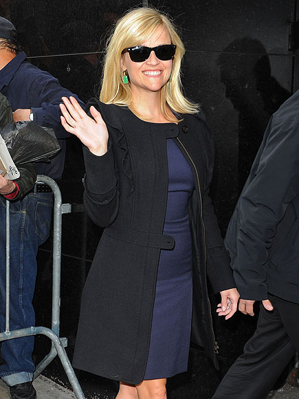 EARLY ARRIVAL photo | Reese Witherspoon