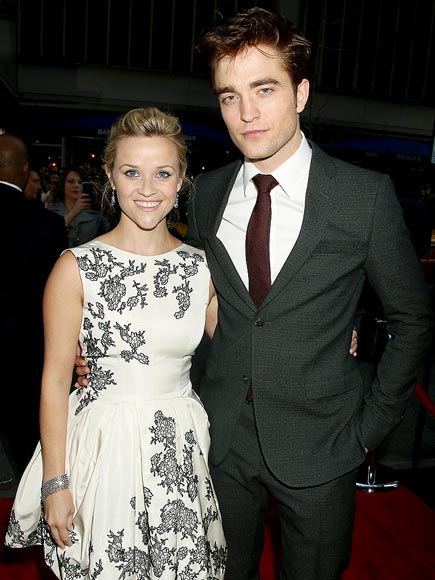 Elephant in the Room photo | Reese Witherspoon, Robert Pattinson