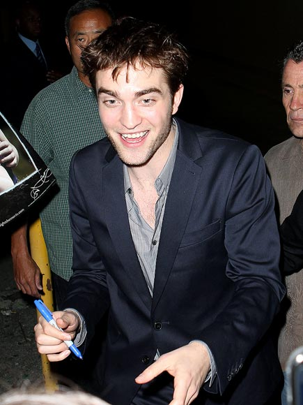 PEN PALS photo | Robert Pattinson