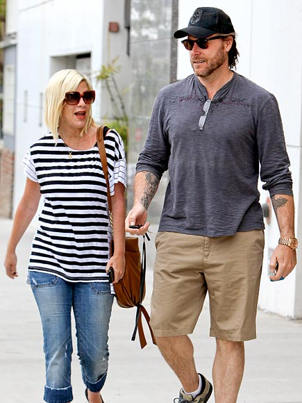 JUST THE TWO OF US photo | Dean McDermott, Tori Spelling