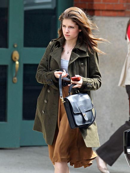 CITY SLICKER photo | Anna Kendrick