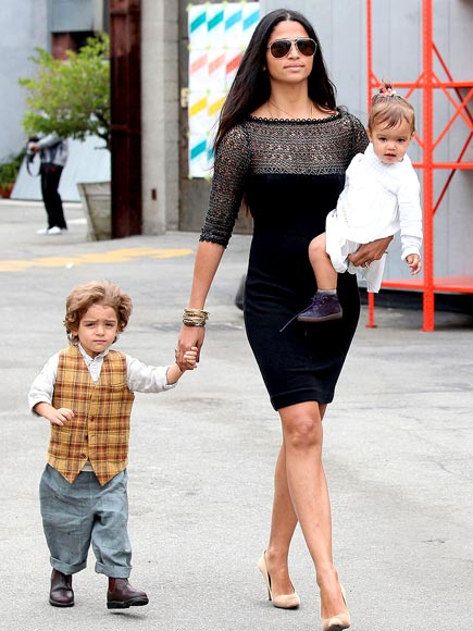HOLIDAY DRESSING photo | Camila Alves