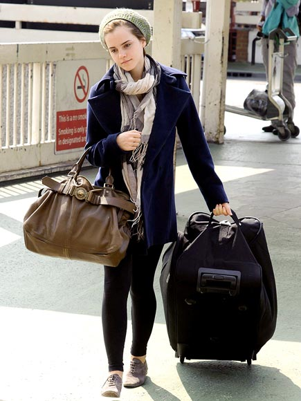 EXCESS BAGGAGE photo | Emma Watson