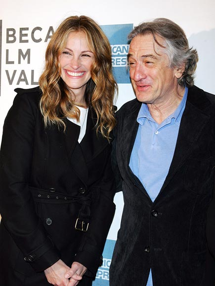 FEST FRIENDS photo | Julia Roberts, Robert De Niro
