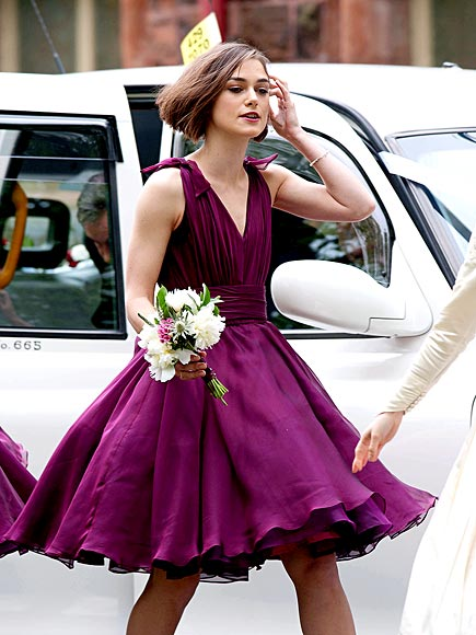 DUTY CALLS photo | Keira Knightley