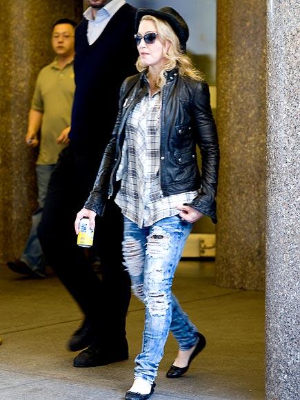 DRESS YOU UP photo | Madonna