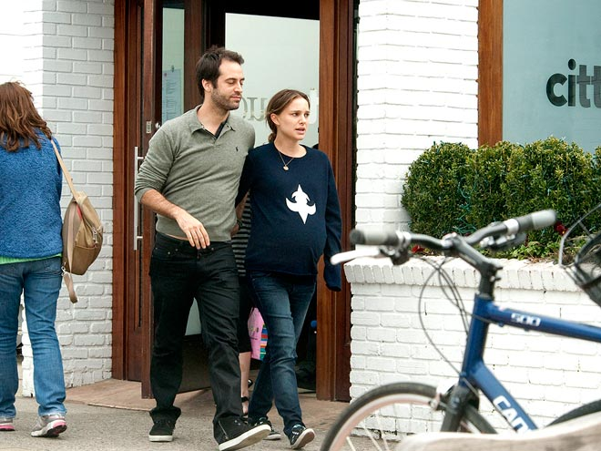 FAST FOODIES photo | Benjamin Millepied, Natalie Portman