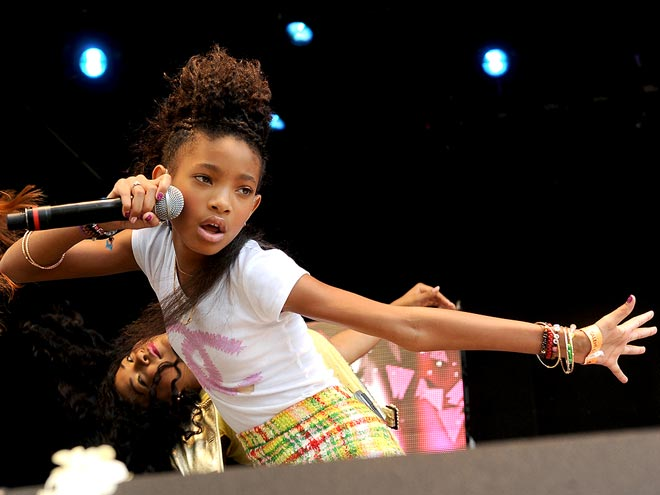GETTING JIGGY photo | Willow Smith