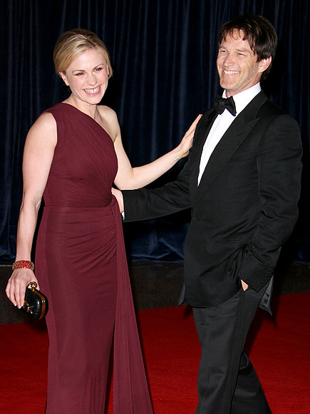 Media Darlings photo | Anna Paquin, Stephen Moyer