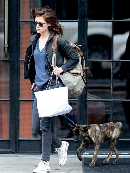 PUPPY LOVE photo | Kristen Stewart