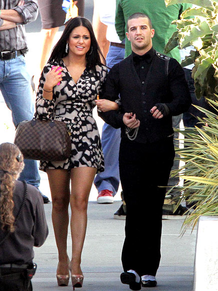 Is mark ballas dating pia