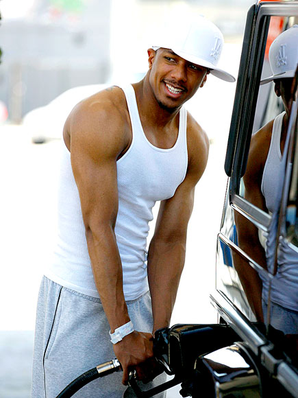 PUMP IT photo | Nick Cannon